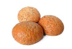 Pane saporito con crusca Fotografia Stock