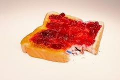 Pane tostato Immagine Stock Libera da Diritti