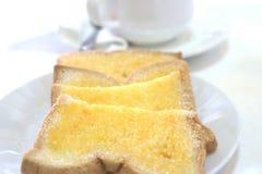 Pane tostato Fotografia Stock