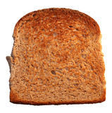 Pane tostato del Brown Fotografia Stock
