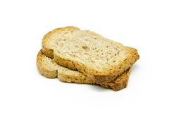 Pane tostato del frumento Immagine Stock