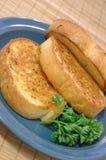 Pane tostato del Texas Fotografie Stock Libere da Diritti