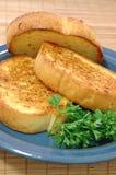 Pane tostato del Texas Fotografia Stock