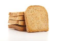 Pane tostato della prima colazione Fotografia Stock Libera da Diritti