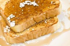 Pane tostato francese Immagini Stock Libere da Diritti
