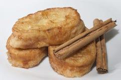 Pane tostato francese Fotografia Stock