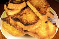 Pane tostato in inglese Immagini Stock Libere da Diritti