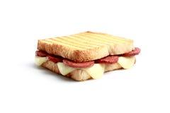 Pane tostato misto Fotografia Stock Libera da Diritti