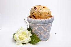 Pane in un vaso Fotografie Stock Libere da Diritti