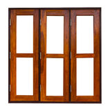 Pane wood brown. Isolates pane wood brown three long rectangular shaped stock photos