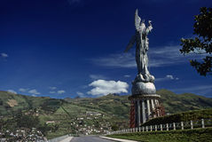Panecillo Hill, Quito Stock Photography