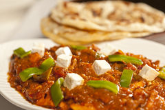 Paneer Butter Masala Royalty Free Stock Image