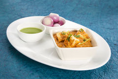 Paneer Butter Masala Stock Images