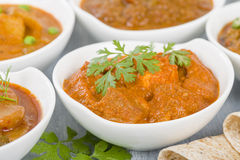 Paneer Makhani Stock Photos