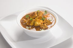 Paneer Makhani or Shahi Panir. Indian Dish Royalty Free Stock Images
