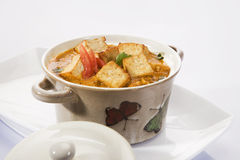 Paneer Masala or  Cheese Stock Photo