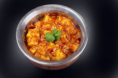 Paneer Masala Indian dish Stock Photos