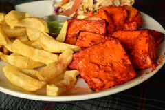 Paneer tikka Royalty Free Stock Images