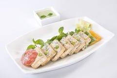 Paneer Tikka Kebab Stock Photos