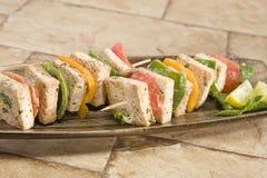 Paneer Tikka Kebab Royalty Free Stock Photography