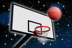 A panel of basketball Stock Photo