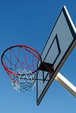 Panel basketball hoop-4 Royalty Free Stock Image