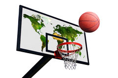 A panel of basketball Stock Photos