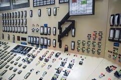 Panel de control  Fotos de archivo