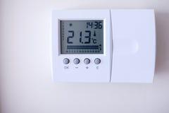 Panel de control de la casa elegante Fotos de archivo