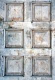 Panel door Stock Image
