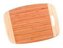 Panel duro de madera Foto de archivo
