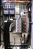panel elektryczny zdjęcia stock