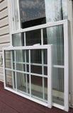 Panel för nytt fönster royaltyfri bild