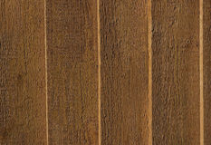 Panel Fencing. Cloee-up of wooden panel fencing Stock Image
