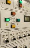 panel kontrolny Zdjęcia Stock