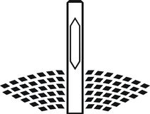 panel rośliny władza słoneczny południowy Spain Obrazy Stock
