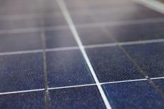 panel rośliny władza słoneczny południowy Spain Zdjęcie Royalty Free