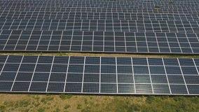 Panel słoneczny jednostek inscenizowania pustynna energia odnawialna zbiory