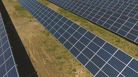Panel słoneczny jednostki produkujący energię odnawialną zbiory wideo
