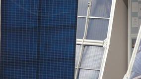 Panel słoneczny satelita zbiory