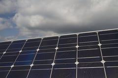 panel słoneczny Zdjęcia Royalty Free