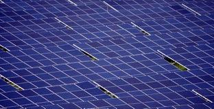 Panel słoneczny Obrazy Stock