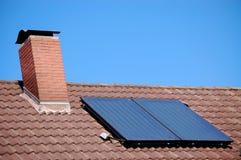 panel słoneczny Obraz Stock