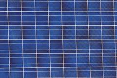 Panel słoneczny tekstura Zdjęcie Stock