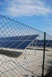 Panel solar Royalty Free Stock Image