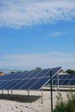 Panel solar Stock Photography