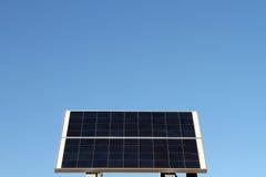 panel słoneczny Zdjęcie Stock