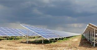 Panel słoneczny Fotografia Royalty Free