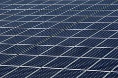Panel słoneczny Fotografia Stock