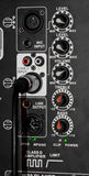 Panel volume and tone controls royalty free stock photography